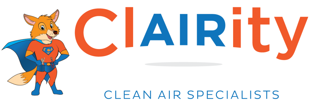 Clairity Clean Air Specialists HVAC Duct Cleaning Furnace Chimney Sweep Victoria Duncan Cowichan BC Vancouver Island
